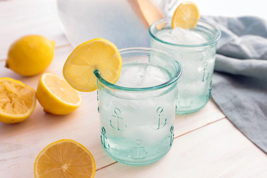 Sugar-free Keto Lemonade