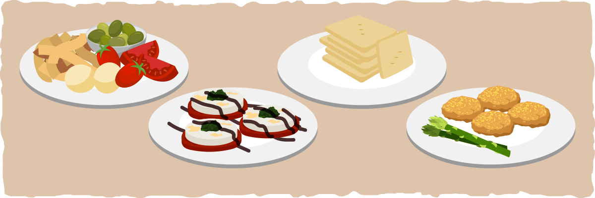 Italian Keto Snacks and Appetizers