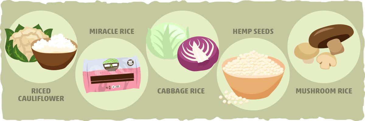 keto rice substitute